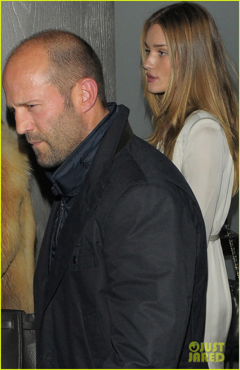 rosie huntington whiteley jason statham nobu lovers 10