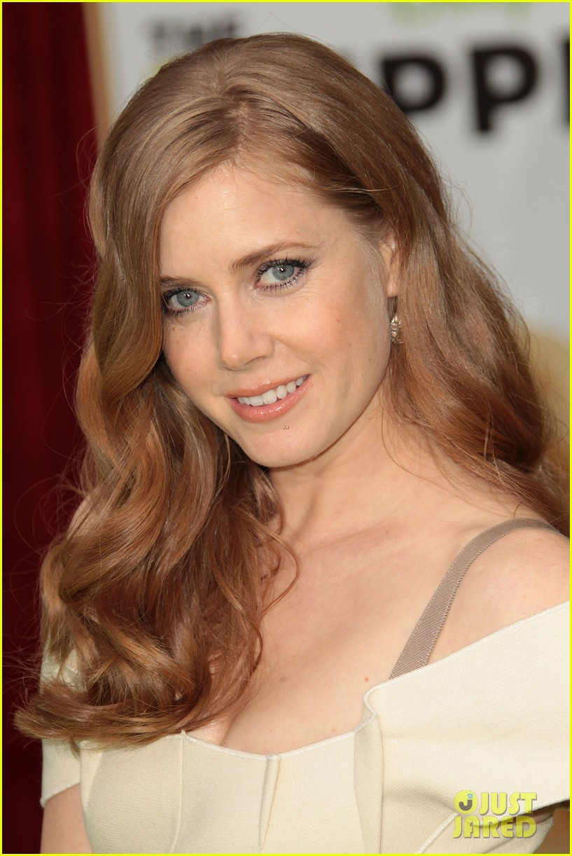 Full Sized Photo Of Amy Adams Jason Segal Muppets Premiere