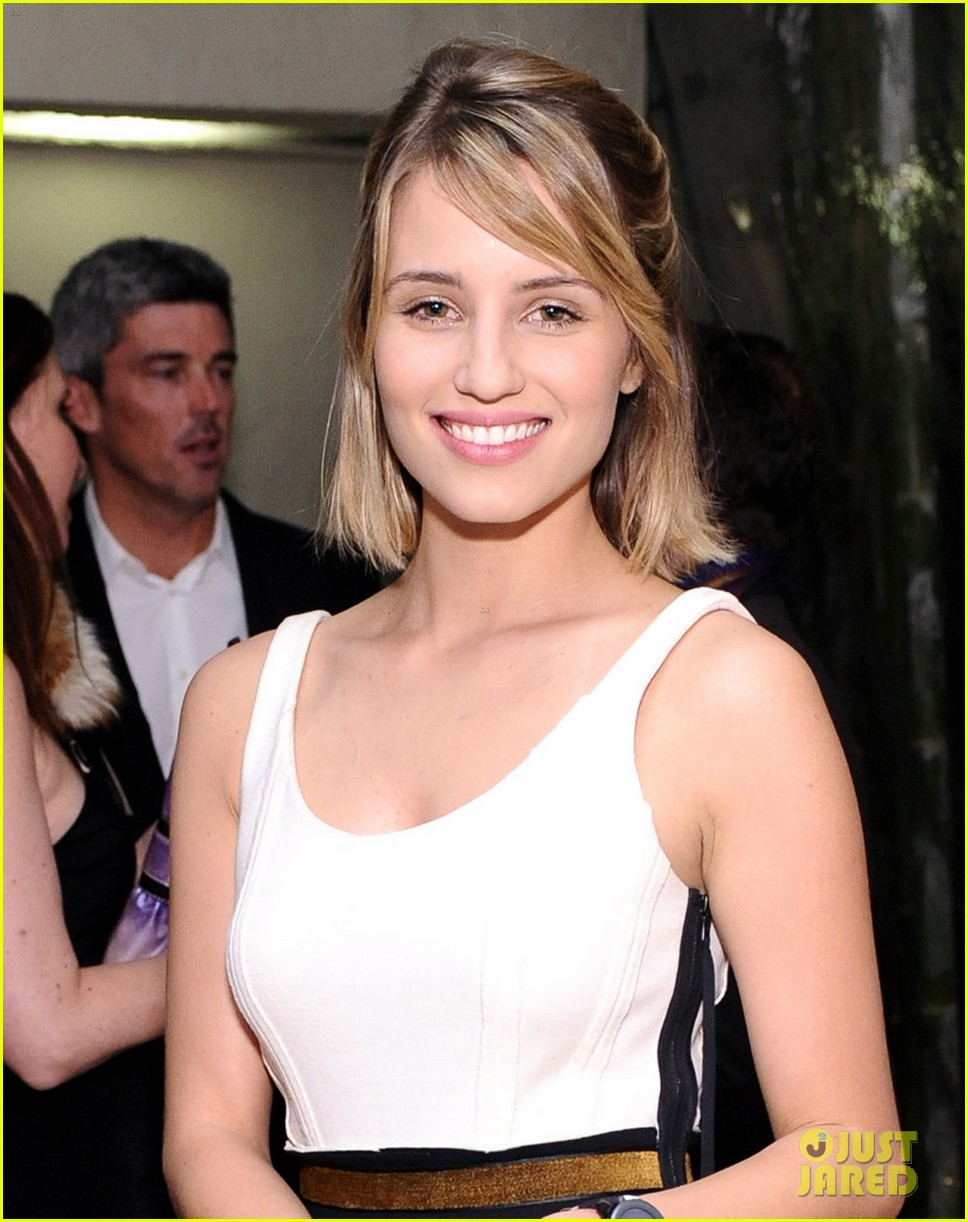 dianna agron chris benz 02