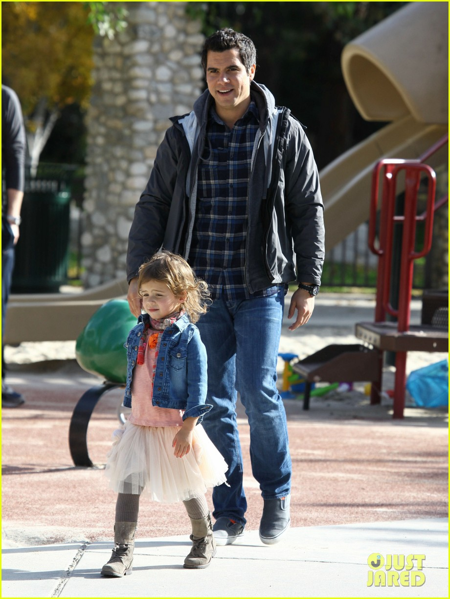 jessica alba park day family 17