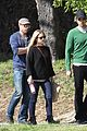 kristen bell dax shepard walk los feliz 05