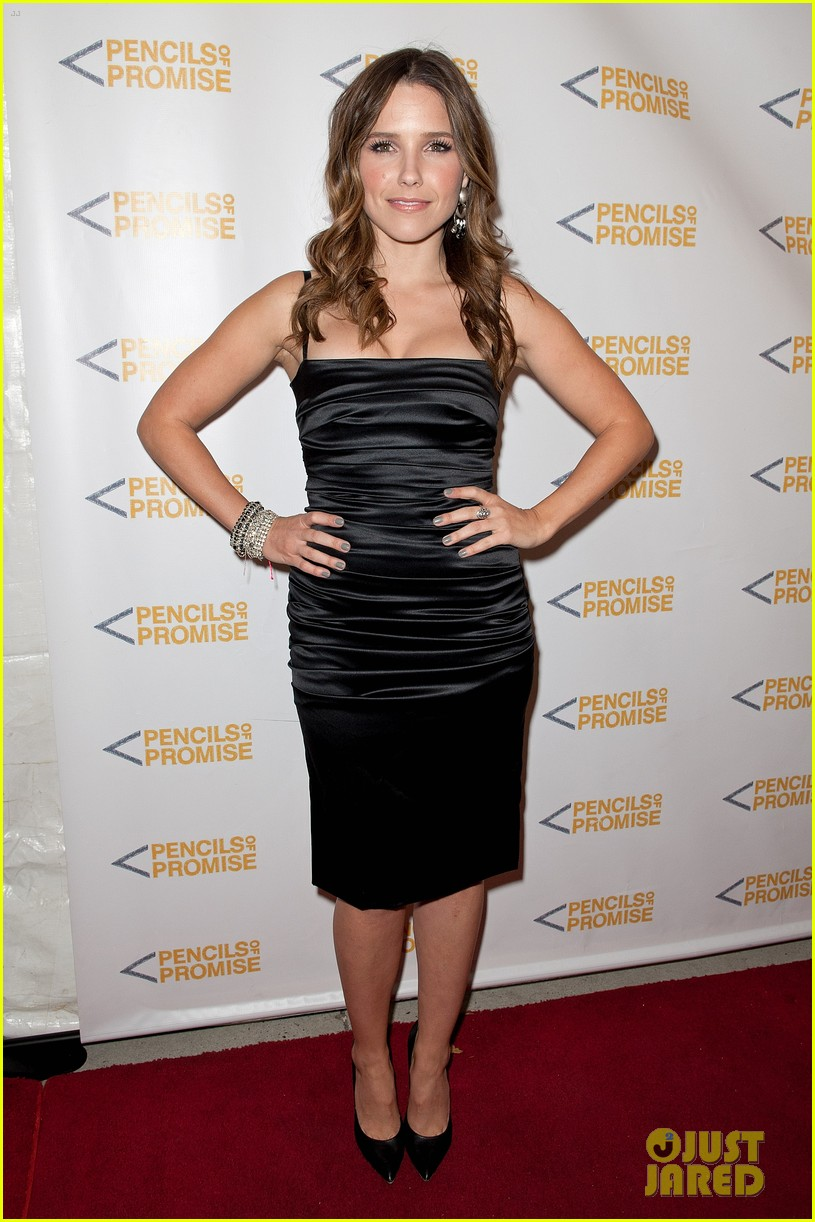 sophia bush pencils promise justin bieber 01