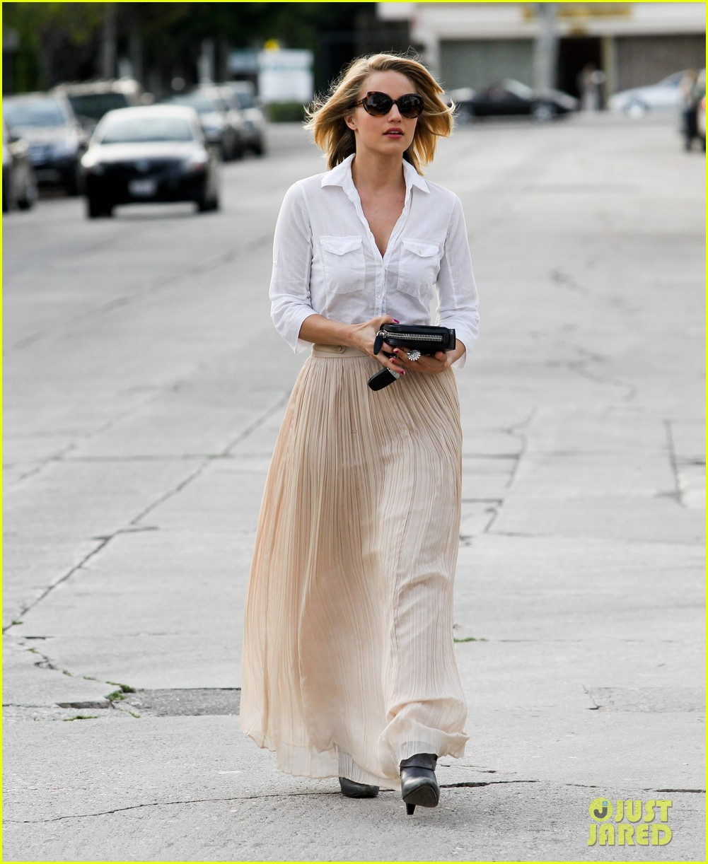 dianna agron kate somerville visit 05