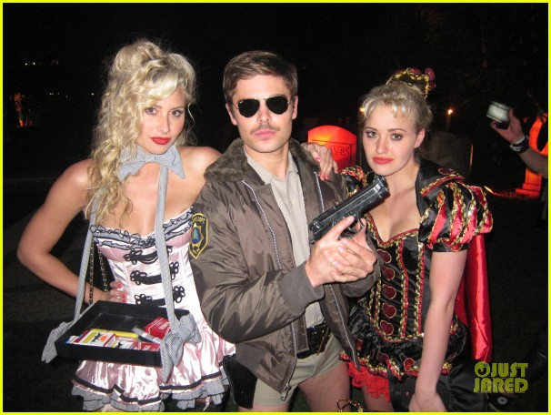 zac efron halloween costume 01