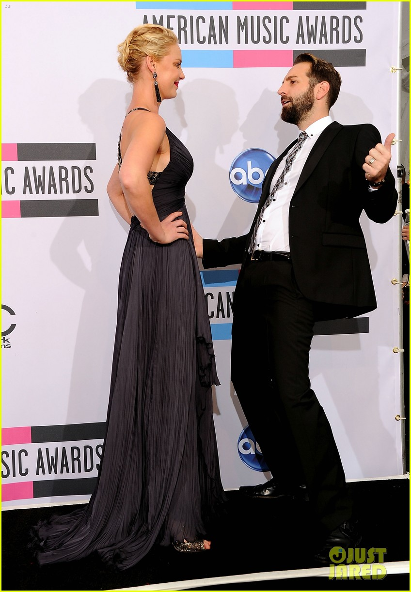 katherine heigl josh kelley amas 2011 05