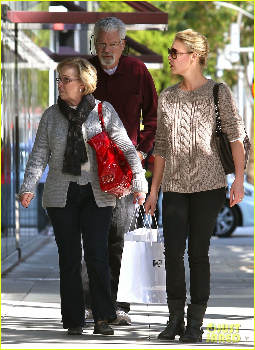 katherine heigl shopping mom dad 05