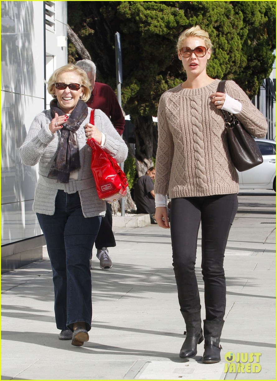 katherine heigl shopping mom dad 24