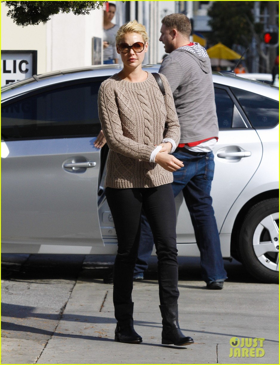 katherine heigl shopping mom dad 27