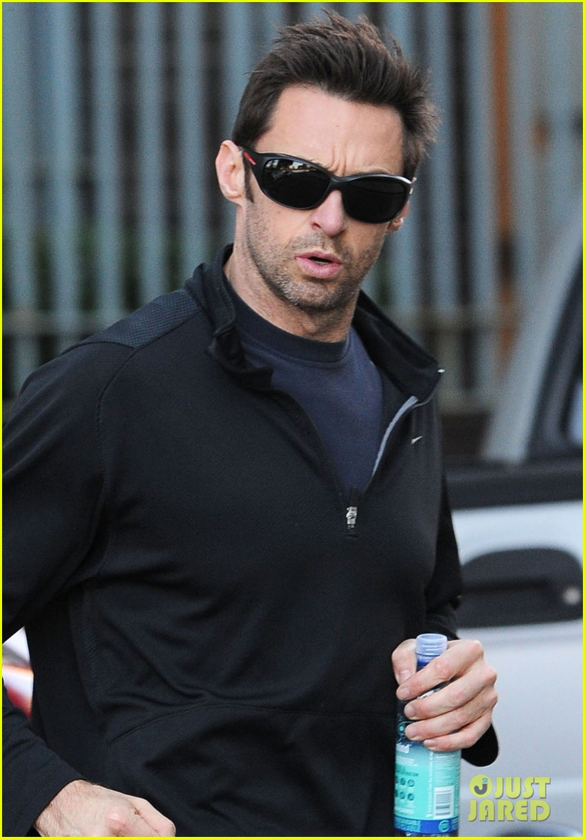 hugh jackman losing pounds broadway 06
