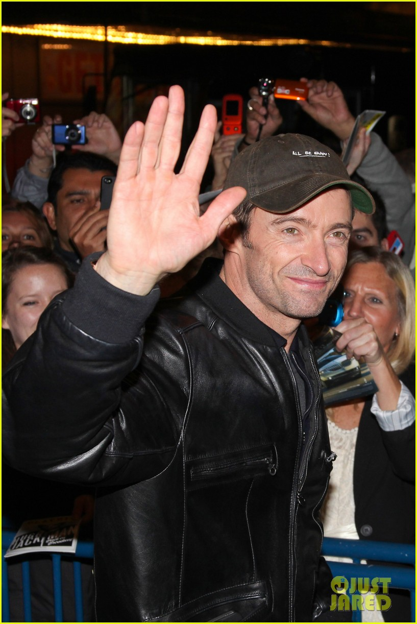 hugh jackman back on broadway opening night 12