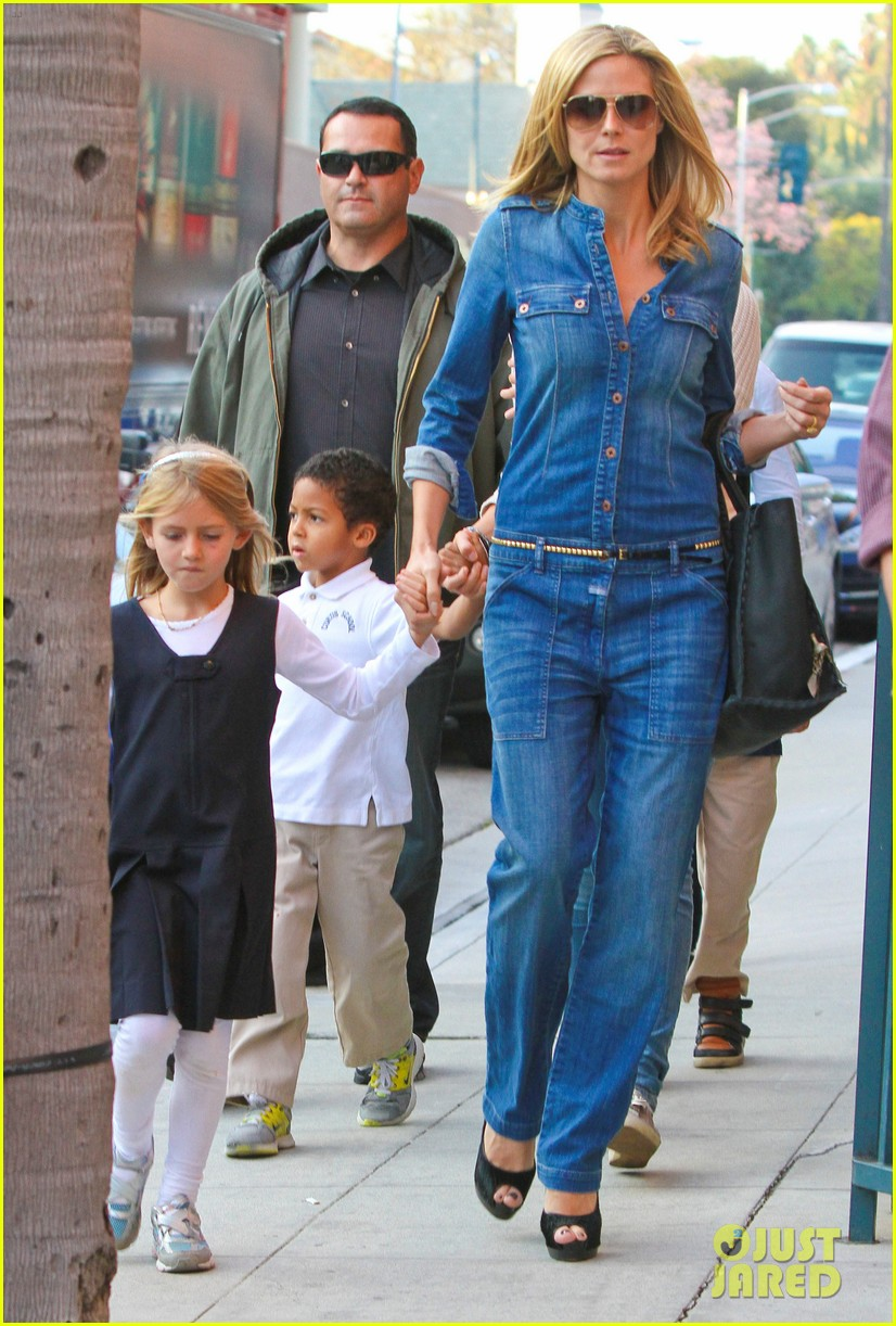 heidi klum denim beverly hills 04