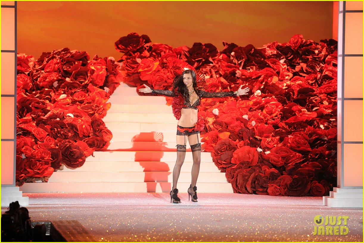 adriana lima vs fashion show 2011 05