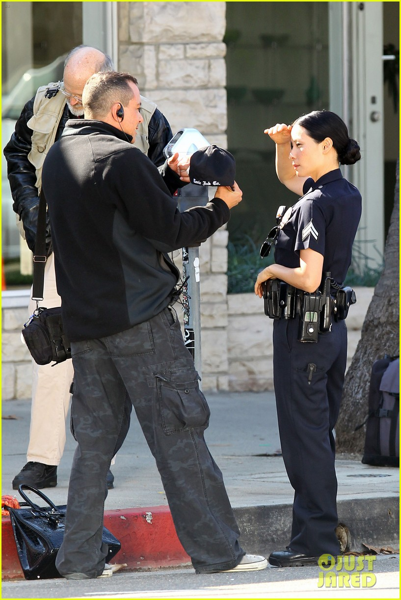 lucy liu southland set 07