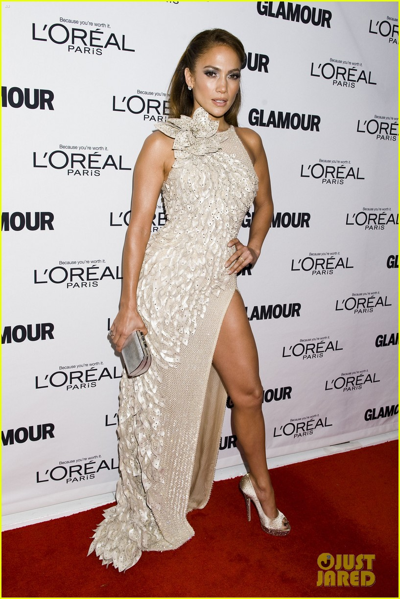 jennifer lopez glamour women awards 04