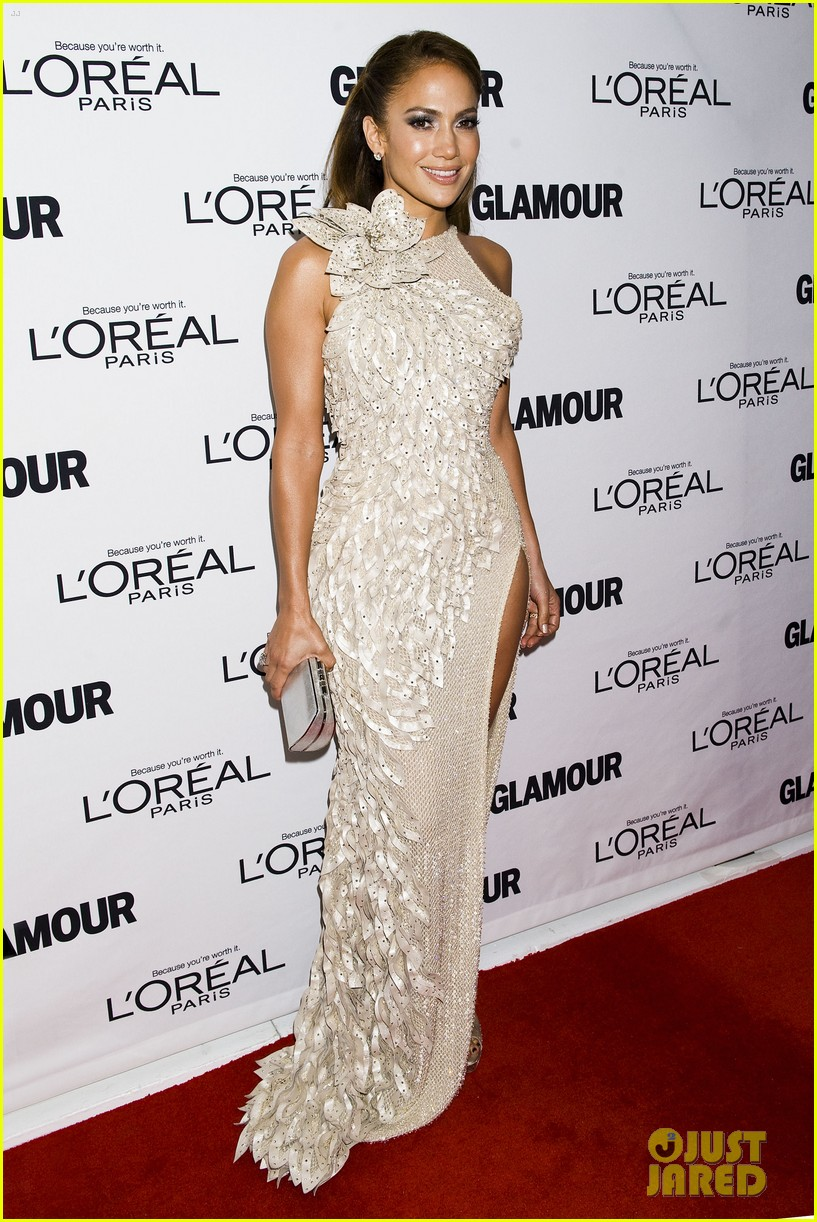 jennifer lopez glamour women awards 07