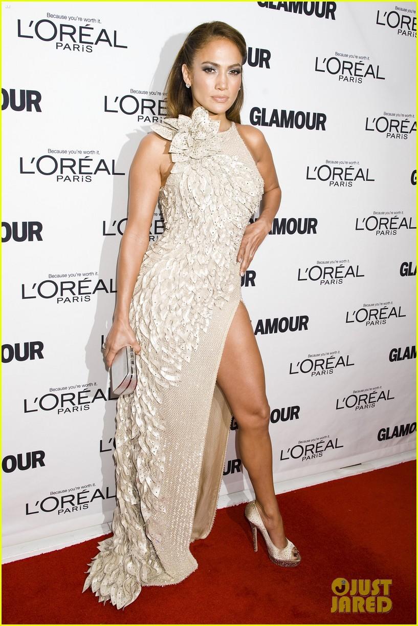 jennifer lopez glamour women awards 11