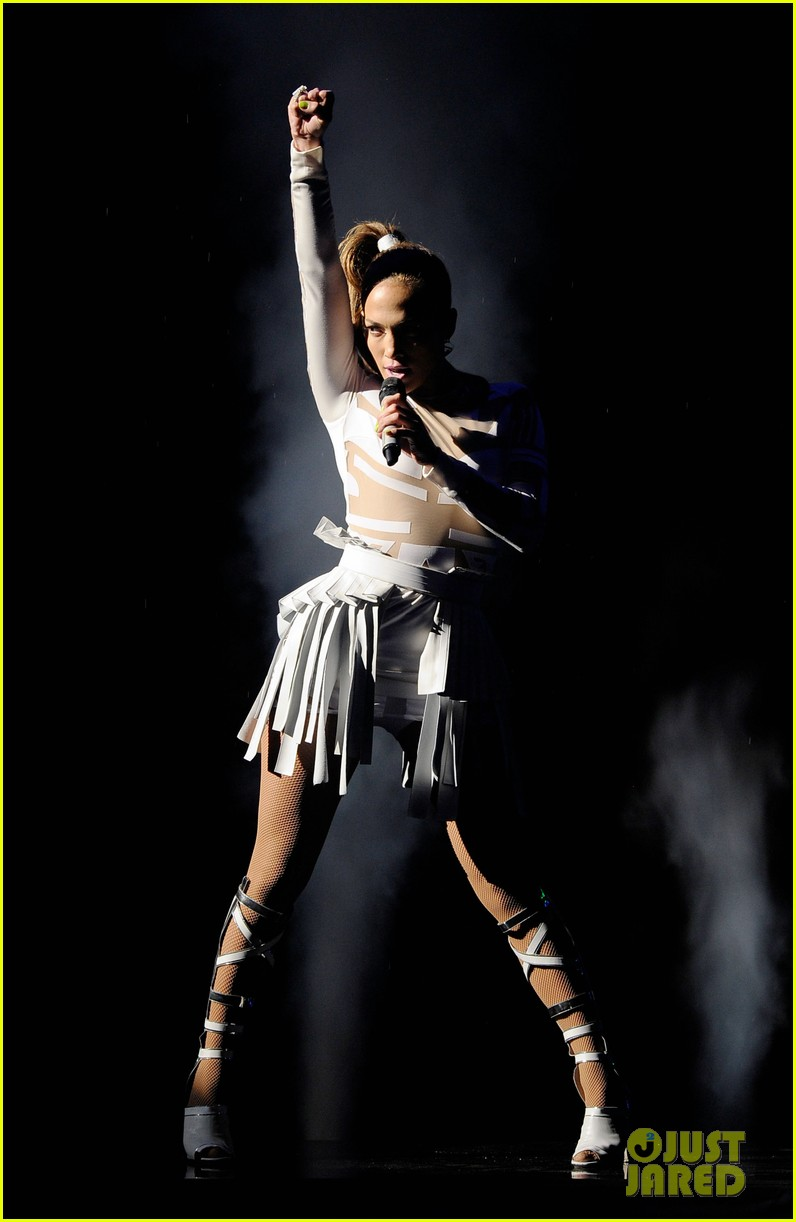 jennifer lopez amas winner 2011 04