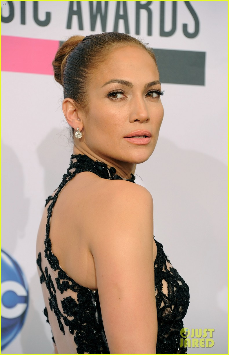 jennifer lopez amas winner 2011 13