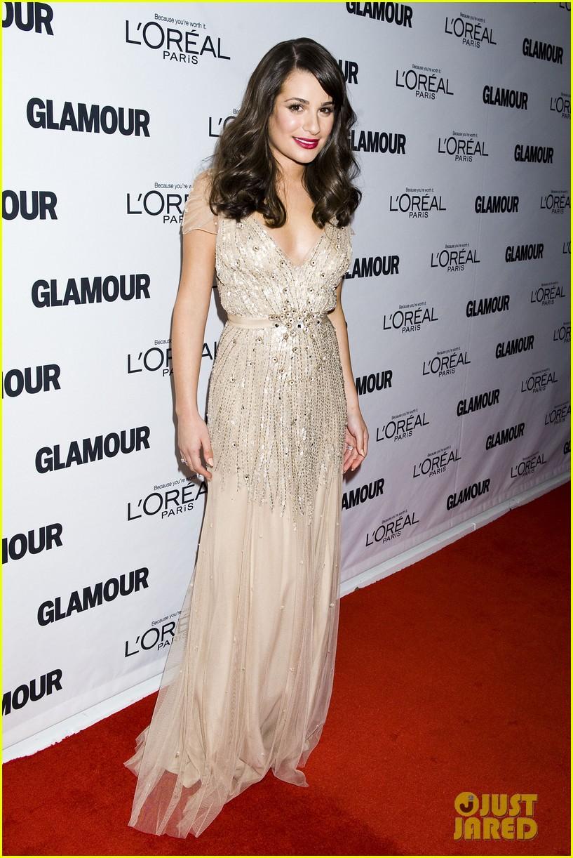 lea michele glamour awards 03