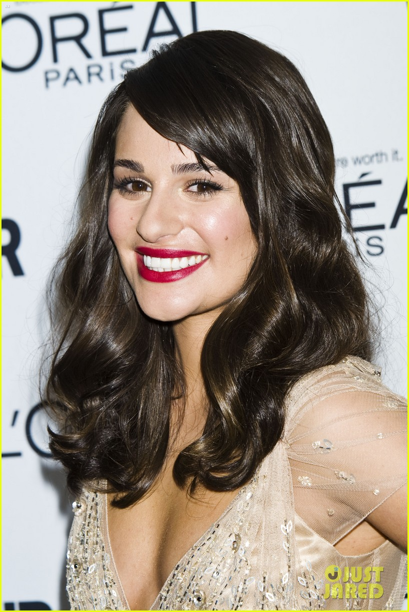 lea michele glamour awards 18