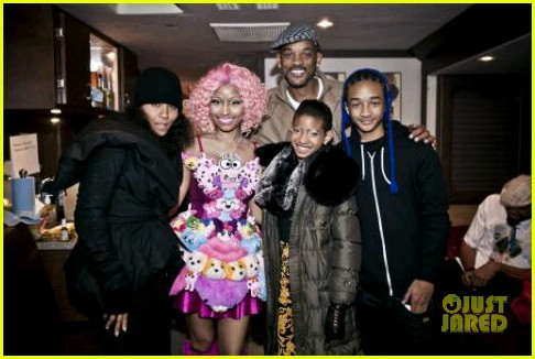 nicki minaj smith family 02
