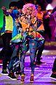 nicki minaj kanye west jay z vs fashion show 19