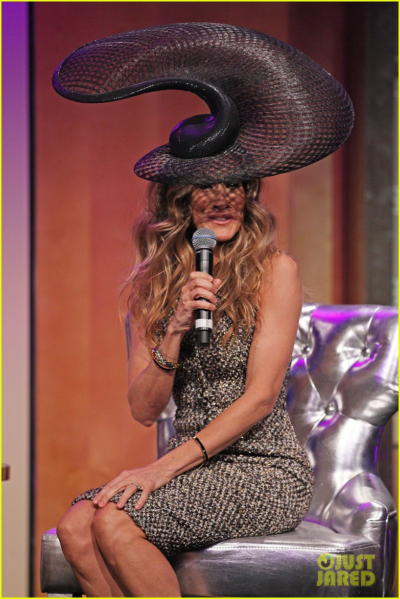 sarah jessica parker i dont know how she does it in melbourne 07