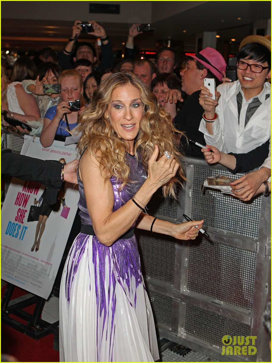 sarah jessica parker i dont know how she does it in melbourne 102596014