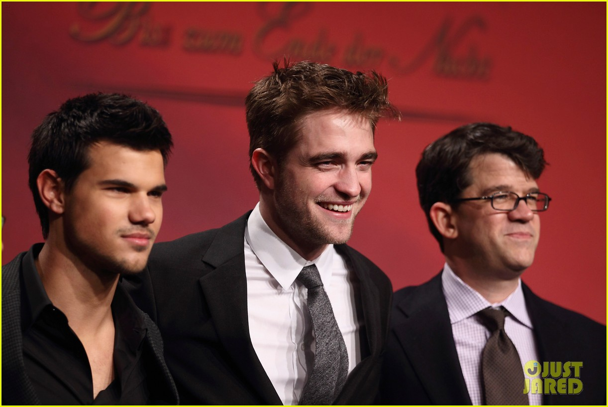 robert pattinson taylor lautner breaking dawn berlin 172601793