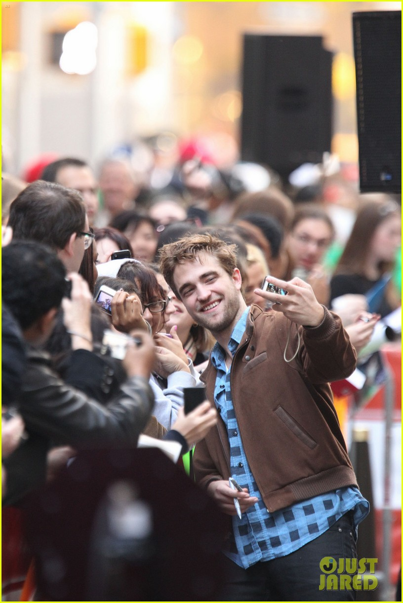 robert pattinson today show 03