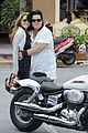 rosie odonnell michelle rounds motorcycle 02