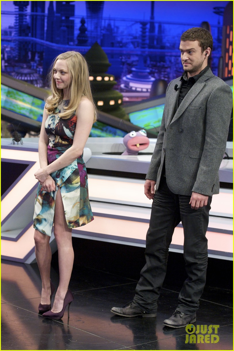 amanda seyfried justin timberlake el hormiguero 02