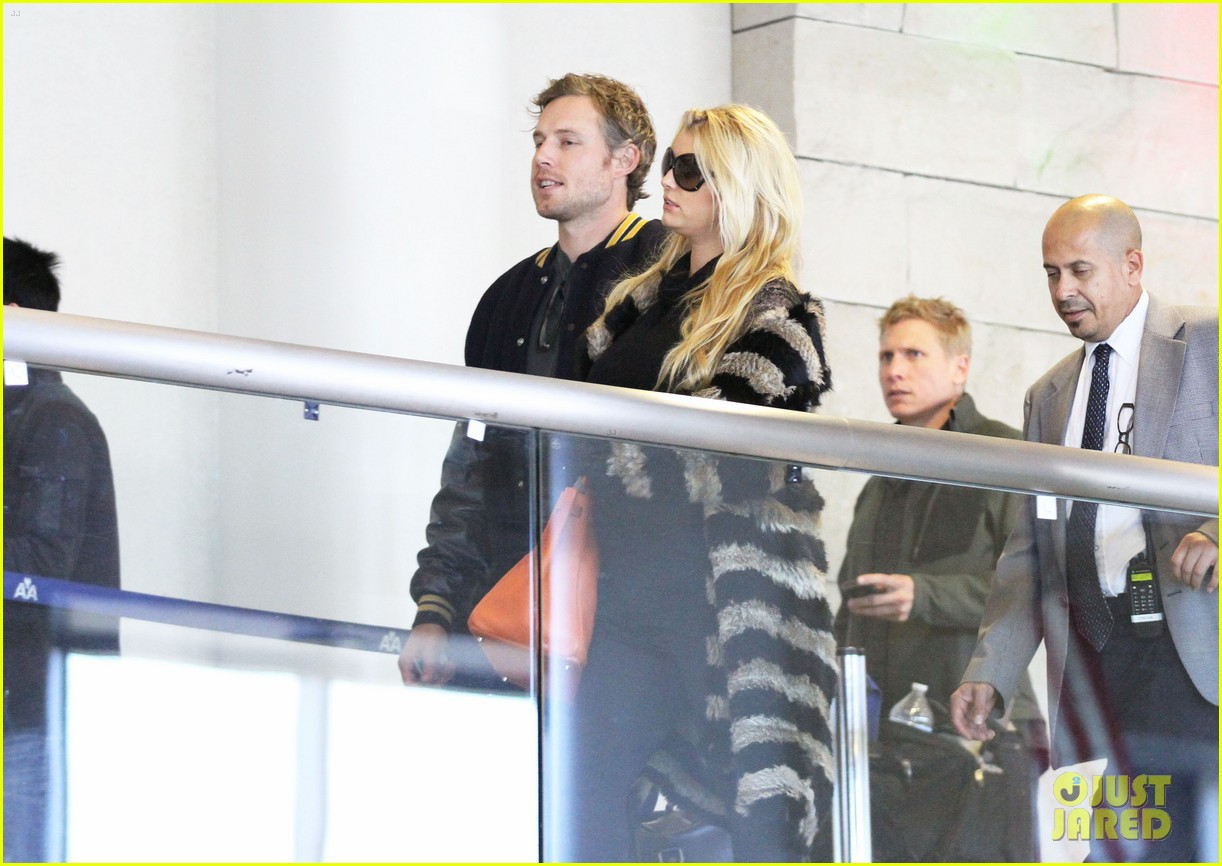 jessica simpson eric johnson lax 02