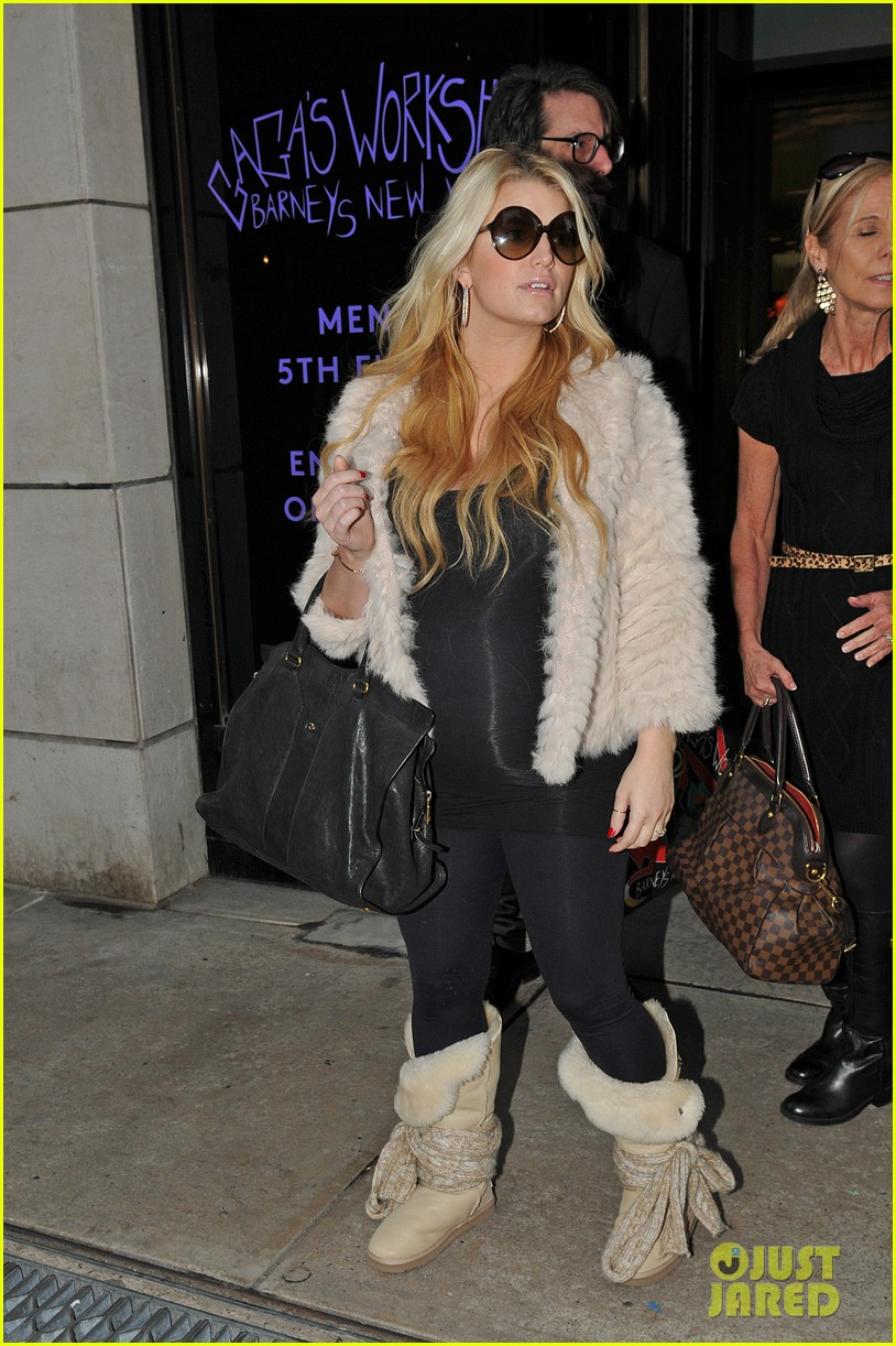 jessica simpson eric johnson shop nyc 05