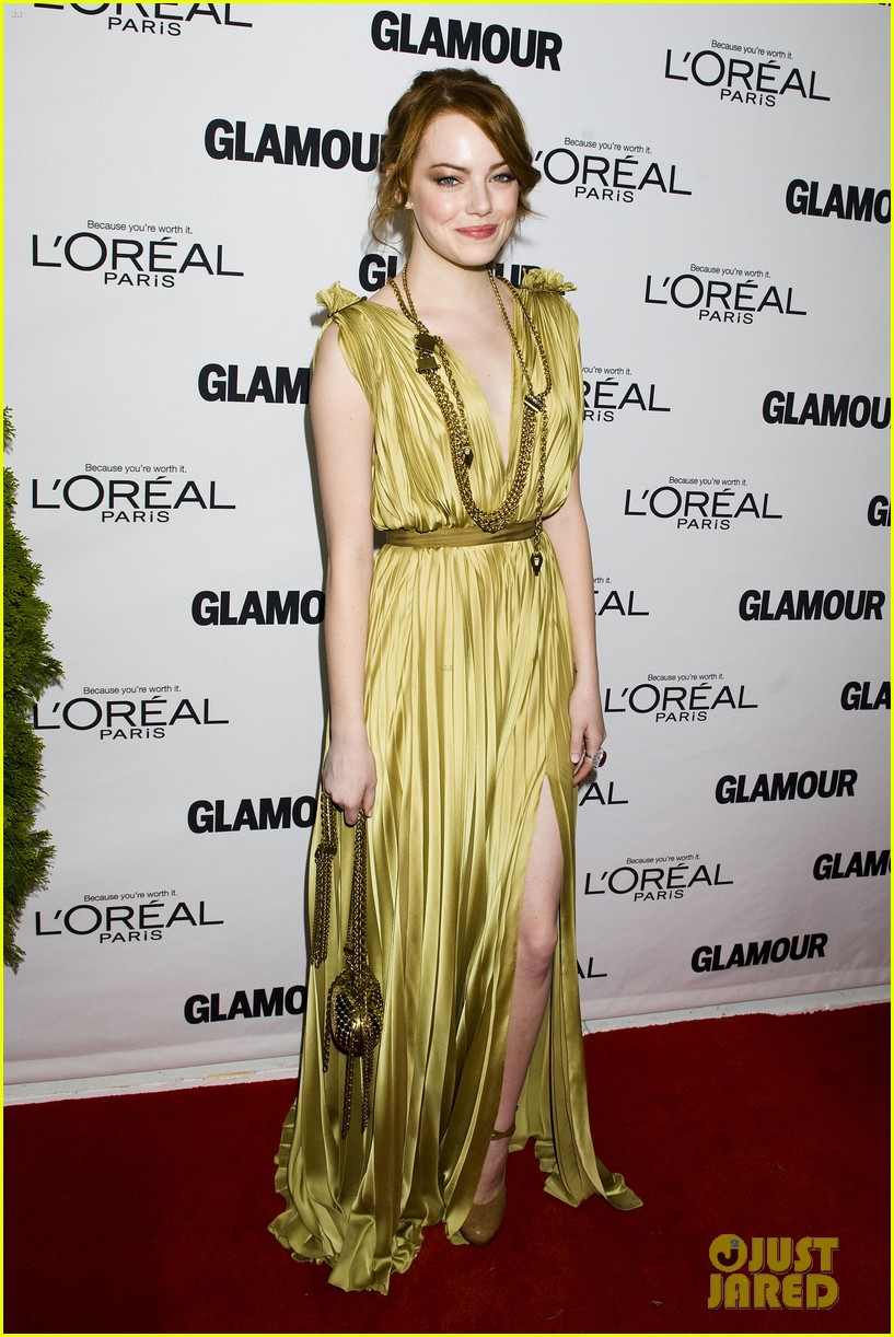 emma stone glamous awards 13