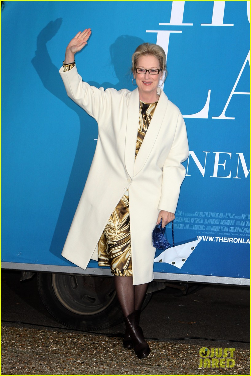 meryl streep iron lady photo call 05