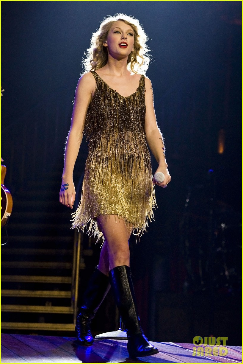 taylor swift concert madison square garden 16