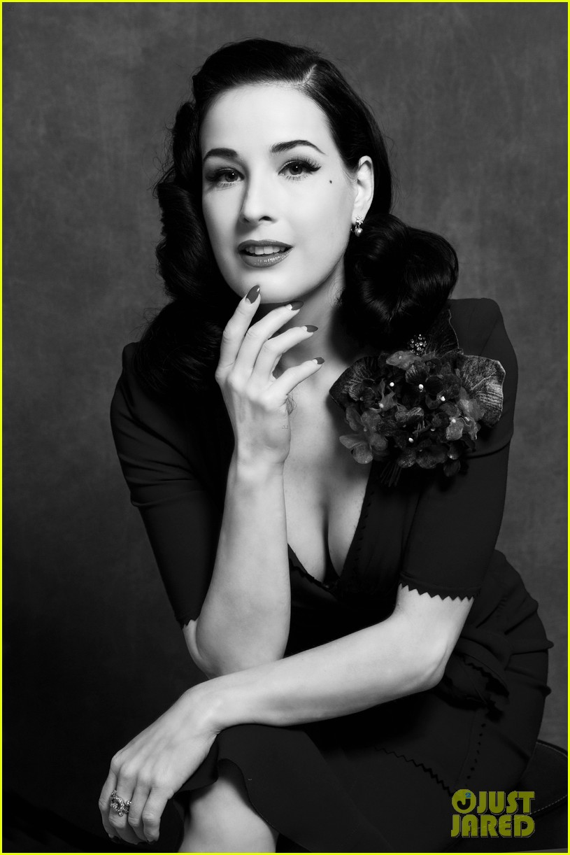 Full Sized Photo of dita von teese cointreau travel essentials 03 ... Dita Von Teese