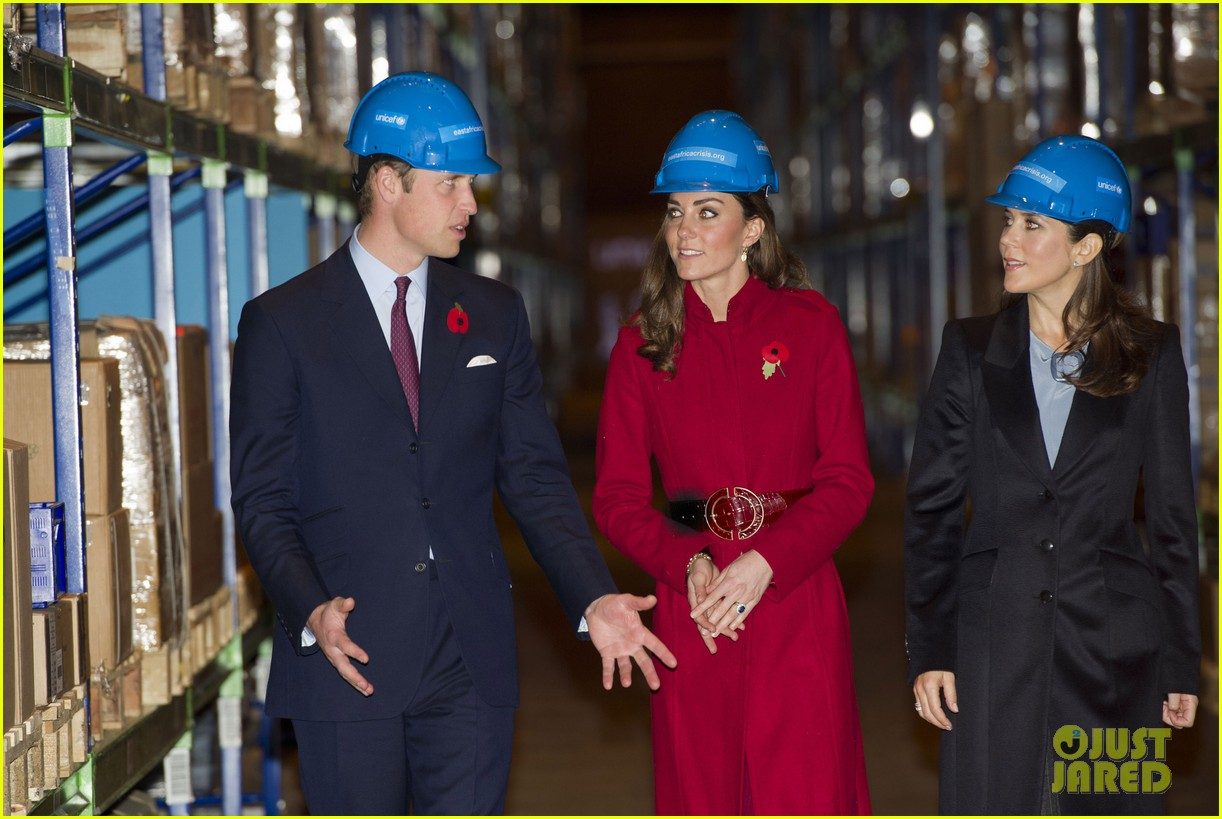 prince william duchess kate unicef emergency supply center denmark 08