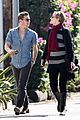 evan rachel wood jamie bell walk together 02