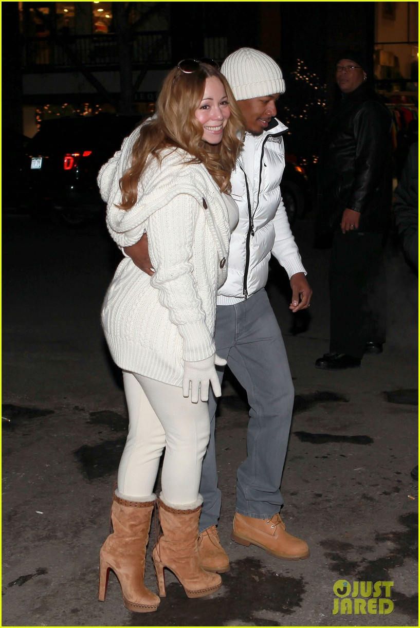 mariah carey aspen twins nick cannon 022613757