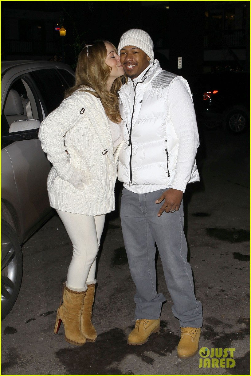 mariah carey aspen twins nick cannon 122613767