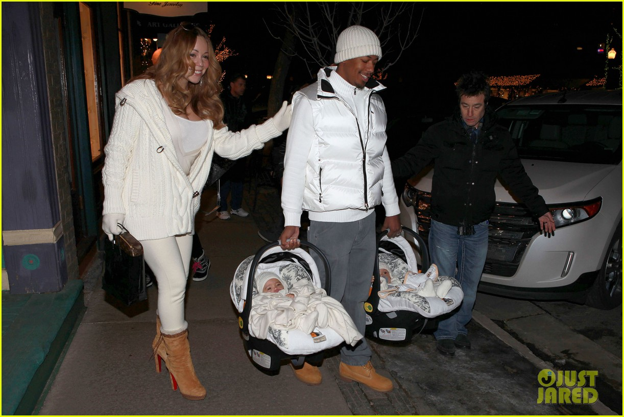 mariah carey aspen twins nick cannon 13