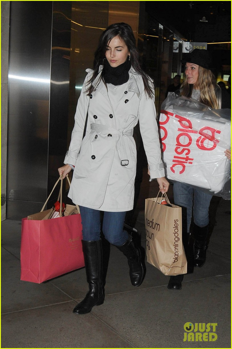 camilla belle madewell shopping 06