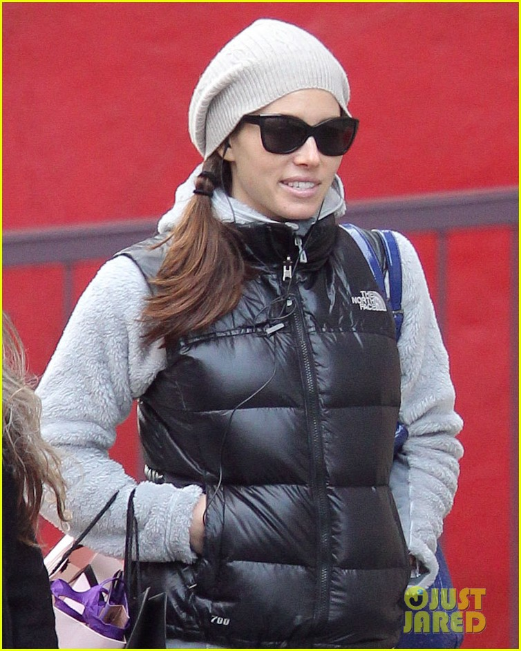 jessica biel shopping nyc 05
