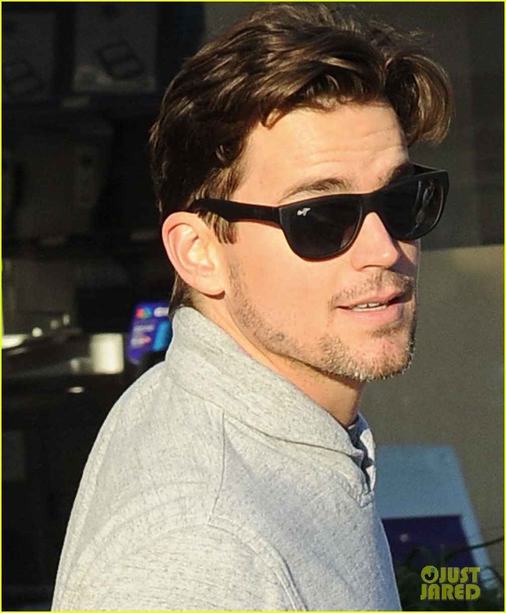 matt bomer sunglasses shopping 05