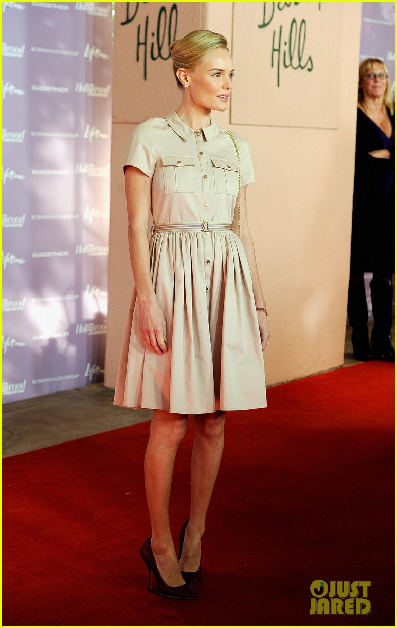 kate bosworth thr power 100 breakfast 03
