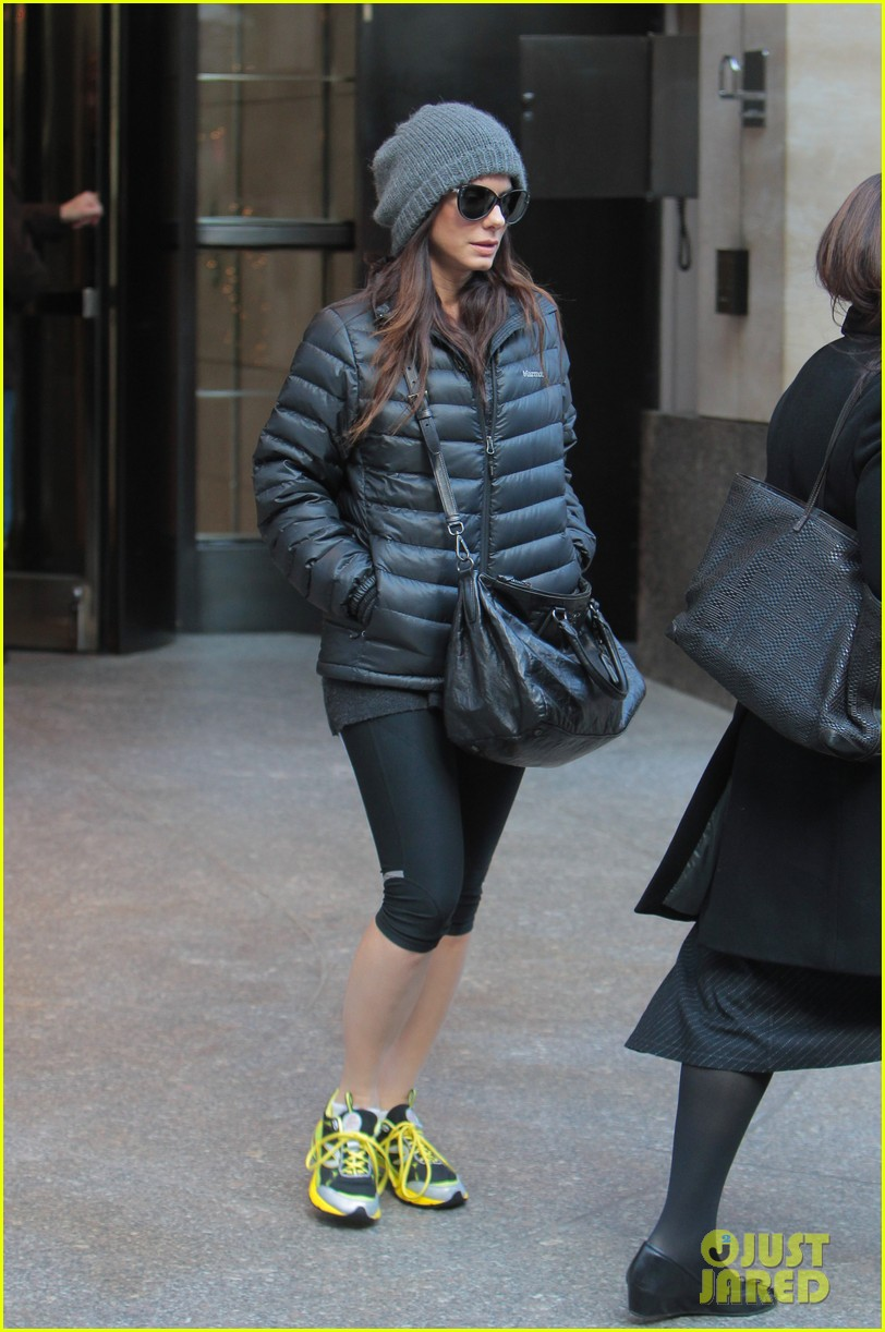 Full Sized Photo of sa... Sandra Bullock