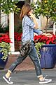 elisabetta canalis fred segal casual 05