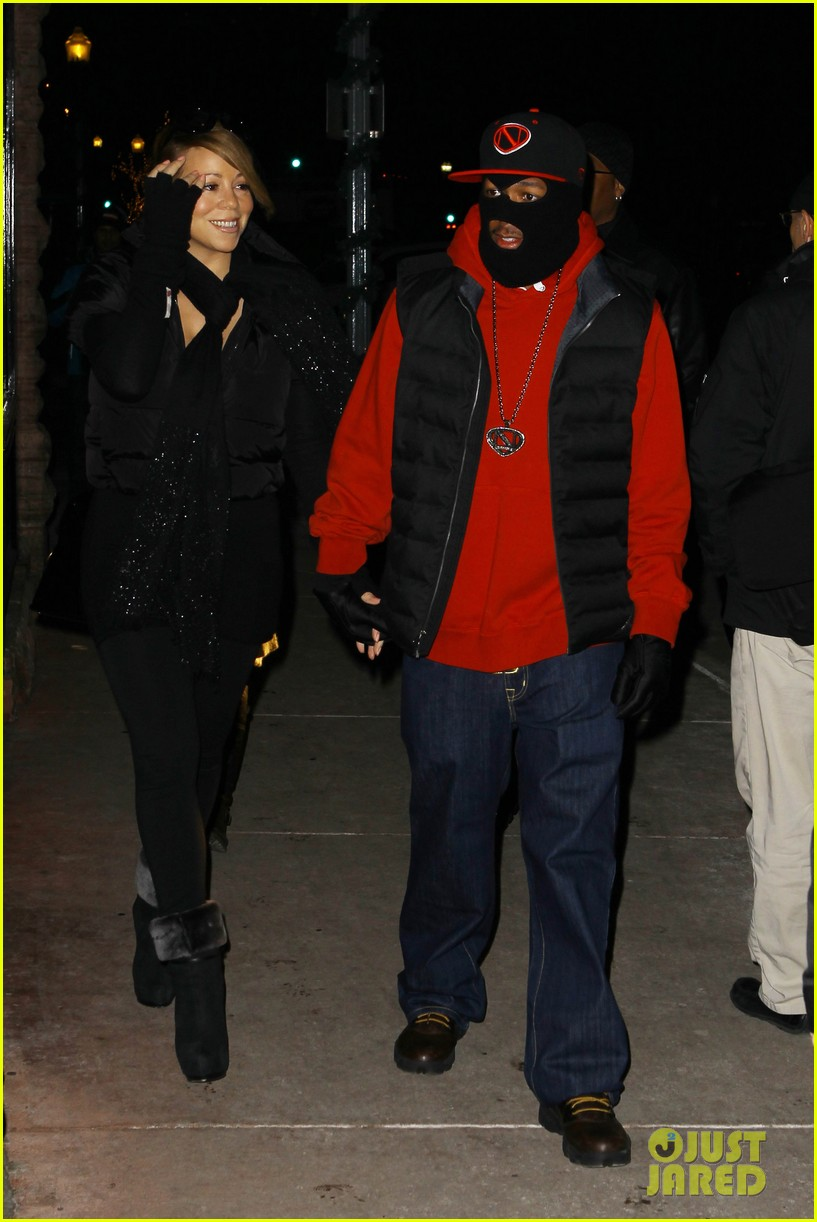 mariah carey shop aspen with nick cannon 07